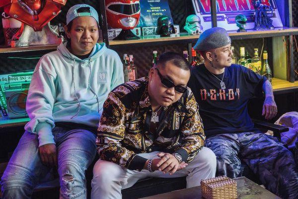 Nhóm Tổ Quạ - số phận bác sĩ, võ sư và shipper bỏ nghề làm rapper