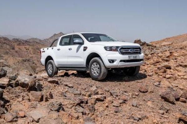 Lợi thế gì của Ford Ranger giúp chủ xe có thể tự tin off-road?