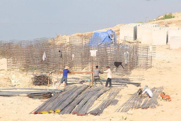 Quảng Nam: Tháo gỡ khó khăn cho các doanh nghiệp trong lĩnh vực xây dựng
