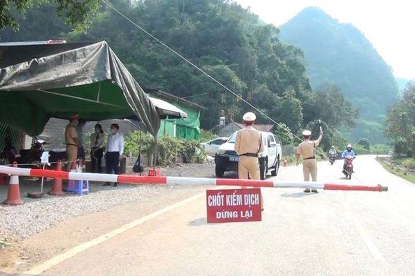 Điện Biên: Phát hiện 7 người từ Bắc Giang trở về đã khai báo y tế gian dối