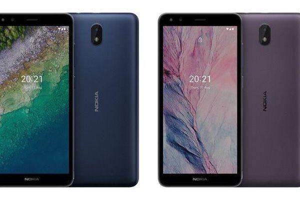Nokia C01 Plus ra mắt với giá bán siêu rẻ