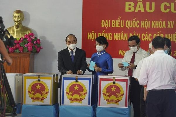 Danh sách các Đại biểu Quốc hội khóa XV trúng cử tại TP Hồ Chí Minh