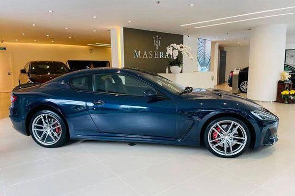 Bảng giá xe Maserati tháng 6/2021: Rẻ nhất 5,888 tỷ đồng