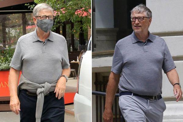 Bill Gates 'phát tướng', tiều tụy đi trông thấy hậu ly hôn