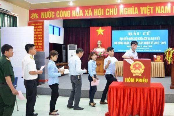 Danh sách 9 người trúng cử đại biểu Quốc hội tại TP. Hải Phòng