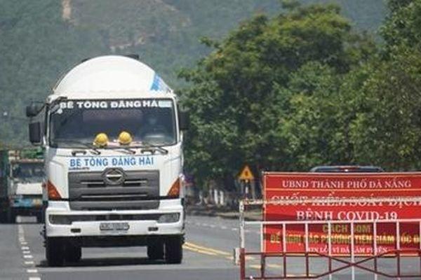Đà Nẵng tạm dừng hoạt động các loại xe tải, đảm bảo an toàn kỳ thi lớp 10