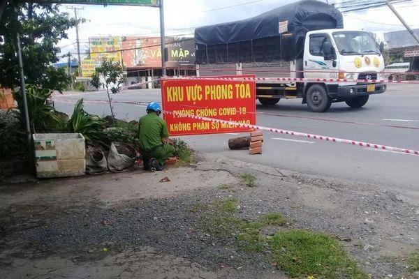 2 ca nghi mắc Covid-19 ở Tiền Giang đã đi nhiều nơi