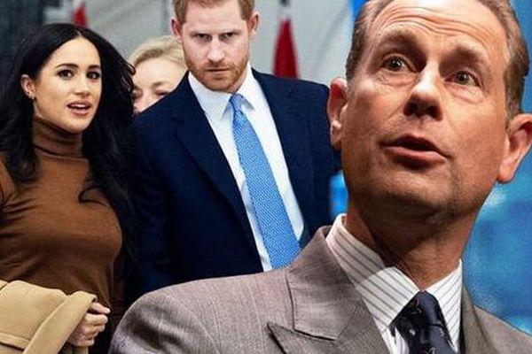 Con trai út Nữ hoàng Anh lên tiếng nhắc tới vợ chồng Meghan sau một loạt cuộc tấn công nhắm vào hoàng gia với lời nhắc nhở thâm sâu