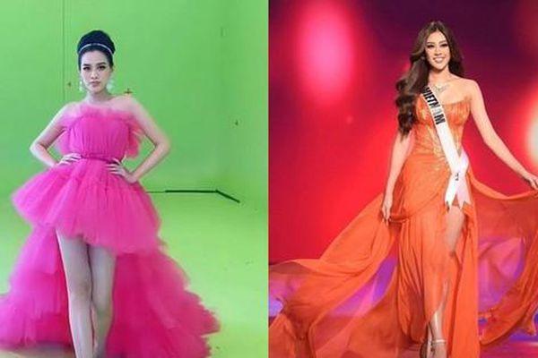 Khi các Hoa hậu thực hiện cú xoay lốc xoáy: Đỗ Thị Hà hay Khánh Vân ấn tượng hơn?