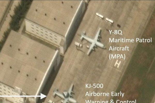 Tàu, máy bay trinh sát Trung Quốc xuất hiện phi pháp ở Đá Chữ Thập