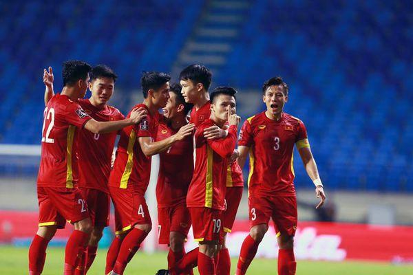 Đội tuyển Việt Nam sẵn sàng đấu trận then chốt