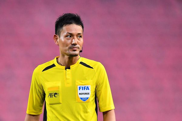 Trọng tài Nhật Bản bắt chính trận Việt Nam - Malaysia