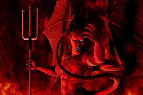 Ác quỷ Satan đáng sợ được người xưa mô tả đáng sợ thế nào?