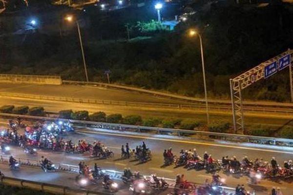 Giám đốc Công an TPHCM hạ lệnh ngăn chặn, xử lý nạn đua xe trái phép