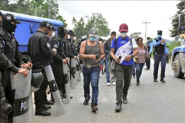 Mỹ, EU và Tây Ban Nha hỗ trợ giải quyết cuộc khủng hoảng người di cư ở Trung Mỹ