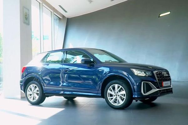 Khám phá Audi Q2 2021 vừa ra mắt tại Việt Nam, giá từ
