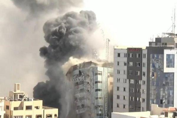 Gaza thiệt hại tới 350 triệu USD trong 11 ngày giao tranh với Israel