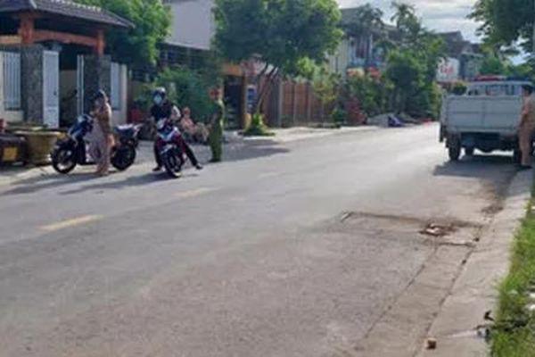 Nghi phạm nổ súng bắn chết người ở Quảng Trị đã ra đầu thú