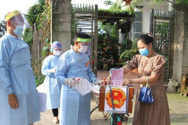 Bắc Giang: 9 đồng chí trúng cử đại biểu Quốc hội khóa XV