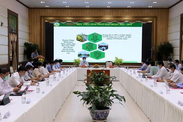 Tầm quan trọng của nông nghiệp, nông dân, nông thôn trong định hướng phát triển kinh tế - xã hội tỉnh nhà