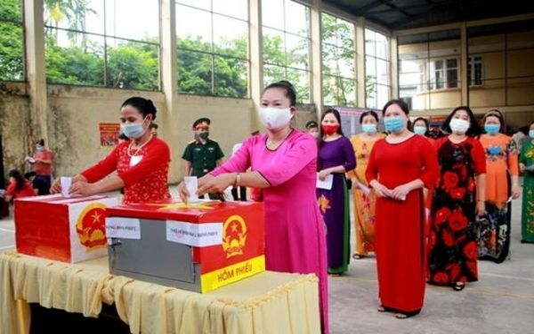 Danh sách 6 người trúng cử đại biểu Quốc hội tại Hà Giang