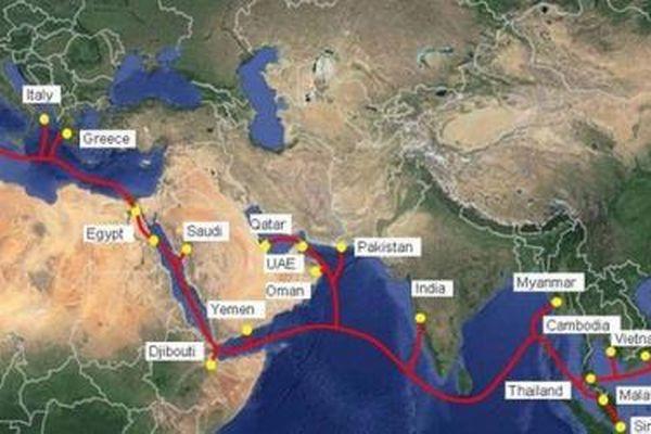 Sự cố tuyến cáp quang biển, Internet Việt Nam bị ảnh hưởng đến giữa tháng 7