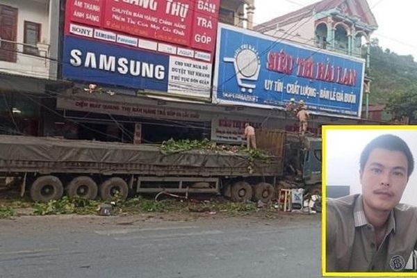 Tránh 2 người sang đường, container tông 13 xe máy: Tài xế âm tính với ma túy