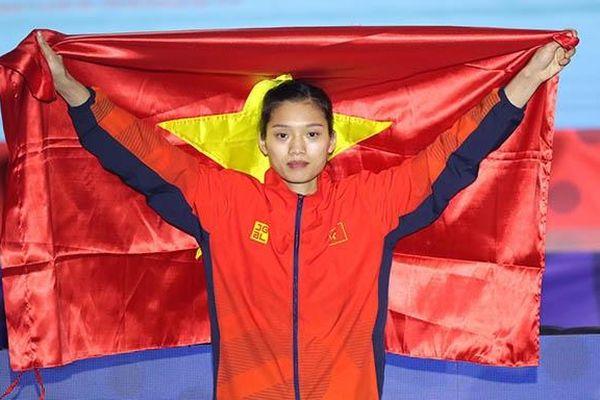 Vé 11 đi dự Olympic Tokyo của thể thao Việt Nam