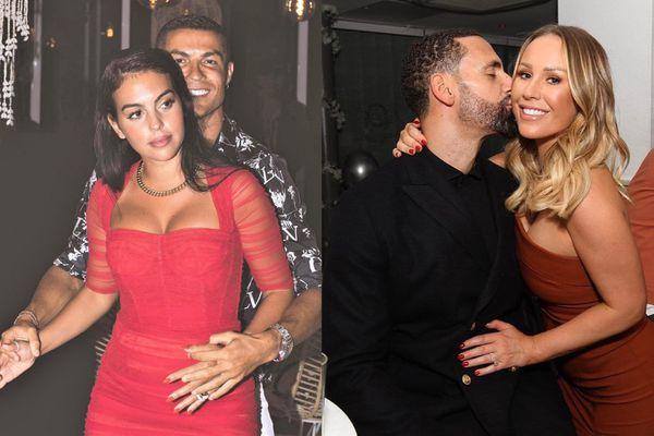 Bạn gái Ronaldo và dàn WAGs được tặng nhẫn đắt giá