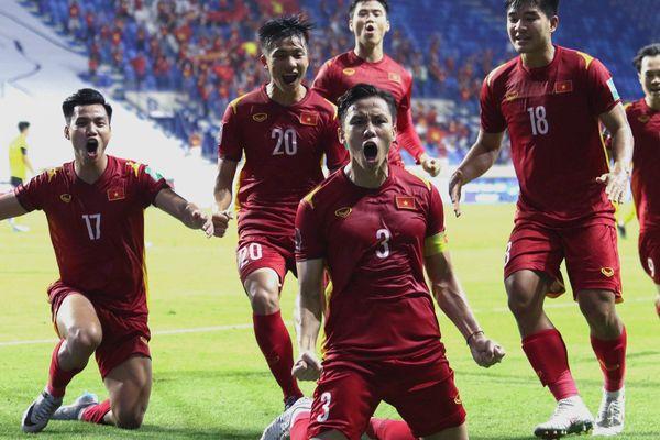 Thế hệ vàng tuyển Việt Nam trưởng thành dưới tay thầy Park