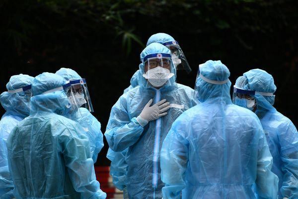 84 bệnh nhân Covid-19 tại TP.HCM cư trú ở đâu?