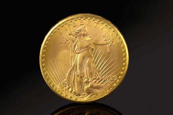 Đồng xu Double Eagle được bán với giá gần 20 triệu USD