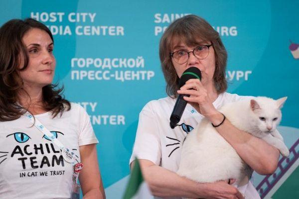 'Chú mèo tiên tri' chọn Bỉ thắng Nga