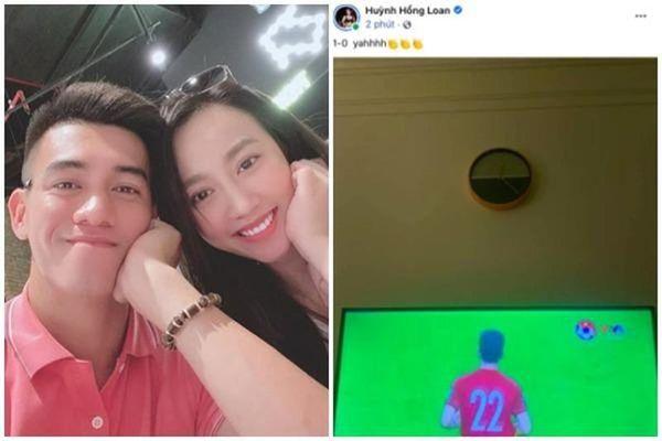 Tiến Linh cho bàn đội tuyển Việt Nam, tình cũ có động thái lạ