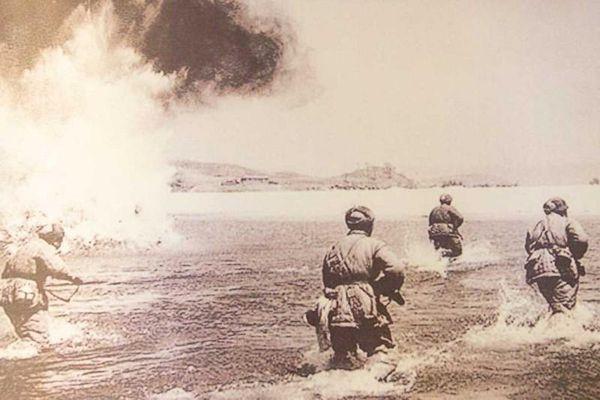 Nội chiến Trung Quốc: Hòn đảo nhỏ bằng sân golf cực kỳ đắt giá (2)