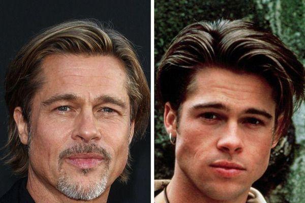 Vẻ điển trai hút hồn của Brad Pitt, Tom Cruise 20-30 năm trước