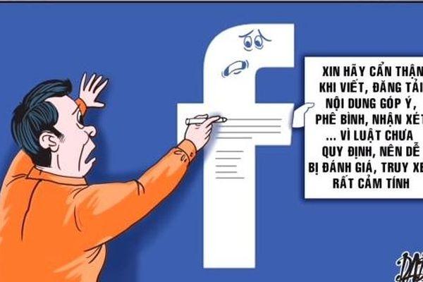 Phát ngôn trên mạng xã hội: Chuyện không đùa được đâu!