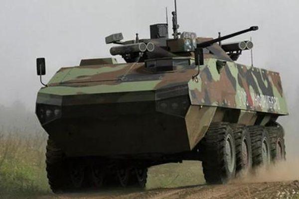 Xe thiết giáp mới nhất của Nga có thể điều khiển bằng điện thoại di động