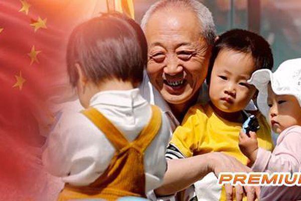 Trung Quốc cho sinh 3 con để tăng dân số
