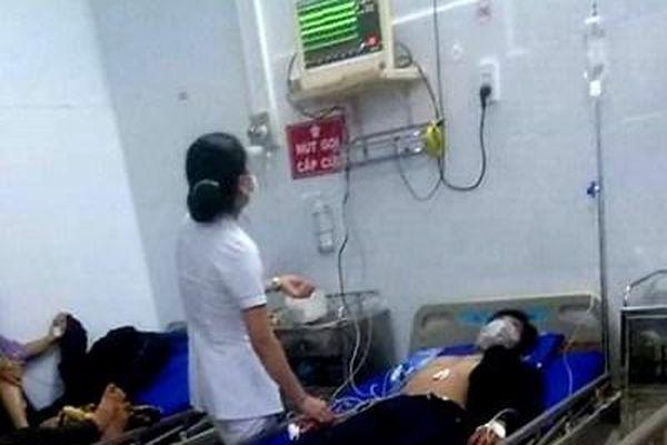 3 bố con nhập viện nghi ngộ độc do ăn thịt cóc
