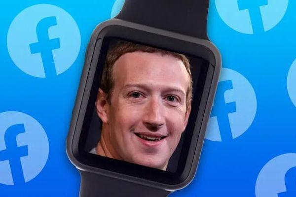 Facebook phát triển smart watch kết nối kính thực tế ảo