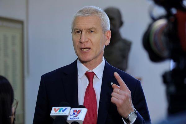 EURO 2020: Nga khẳng định 'biên giới rộng mở để đón người hâm mộ'
