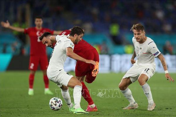 EURO 2020: 5 dấu ấn của Italy trong trận thắng trước Thổ Nhĩ Kỳ