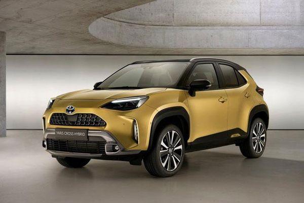 4 mẫu xe mới được Toyota đăng kí bản quyền kiểu dáng tại Việt Nam