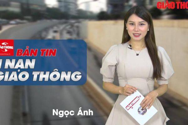 Video TNGT 12/6: Người đàn ông tử vong sau va chạm với xe tải cẩu