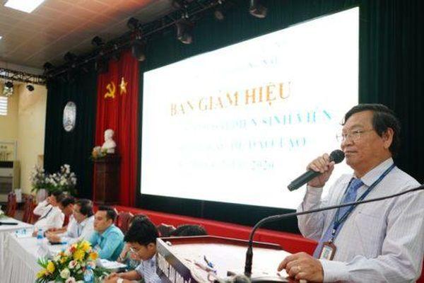 Hiệu trưởng Trường Đại học Đồng Nai bị cách chức