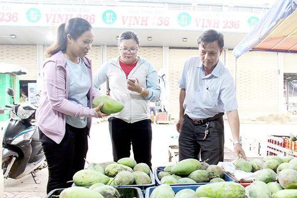 Phát triển chuỗi cung ứng cho nông sản địa phương