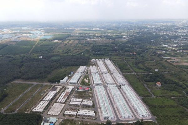Đồng Nai sẽ thanh tra toàn diện dự án 500 căn biệt thự xây mà LDG xây 'lụi'