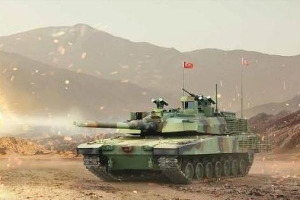 Thổ khiến thế giới 'giật mình' khi chốt giá xe tăng Altay