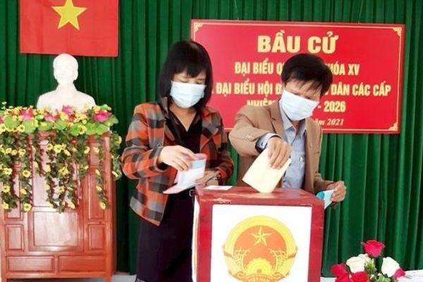 Danh sách 7 người trúng cử đại biểu Quốc hội tại Quảng Ngãi